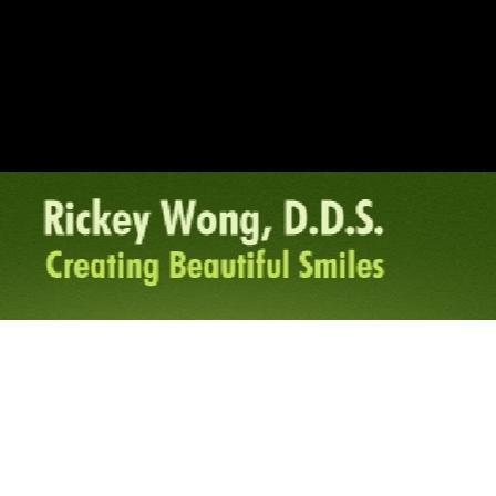 Dr. Rickey J Wong