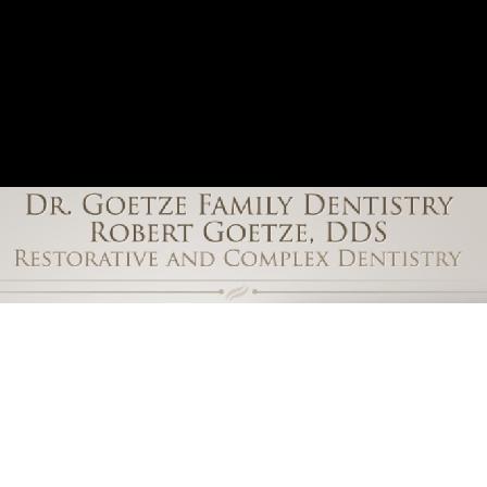 Dr. Robert J Goetze