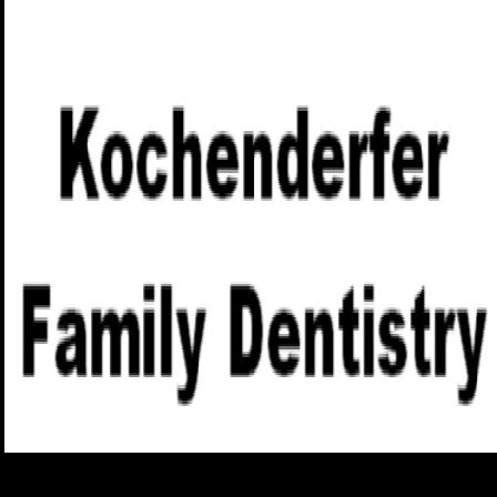 Dr. Robert L Kochenderfer
