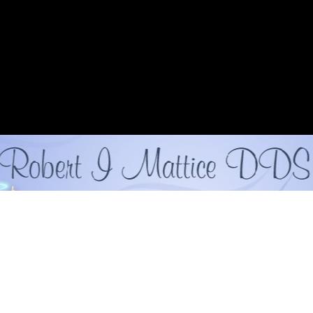 Dr. Robert I. Mattice