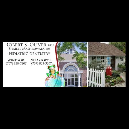 Dr. Robert S Oliver