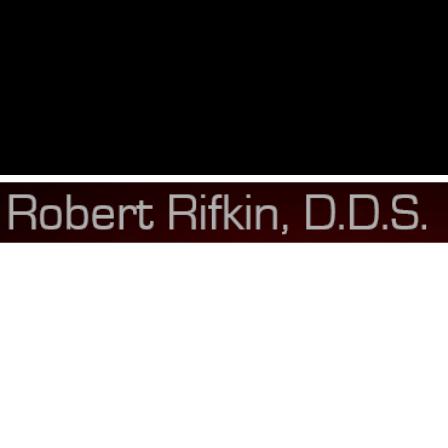 Dr. Robert G Rifkin