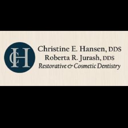 Dr. Roberta Jurash