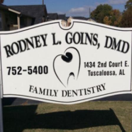 Dr. Rodney L Goins