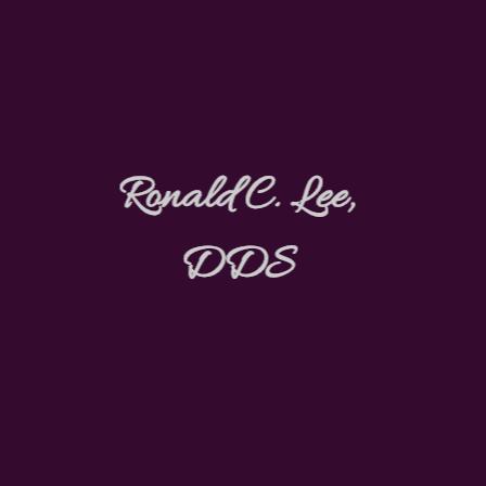 Dr. Ronald C Lee