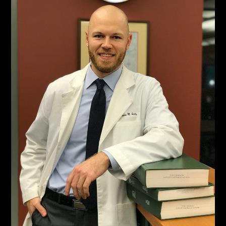 Dr. Ryan Hills