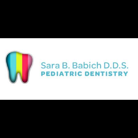 Dr. Sara Babich