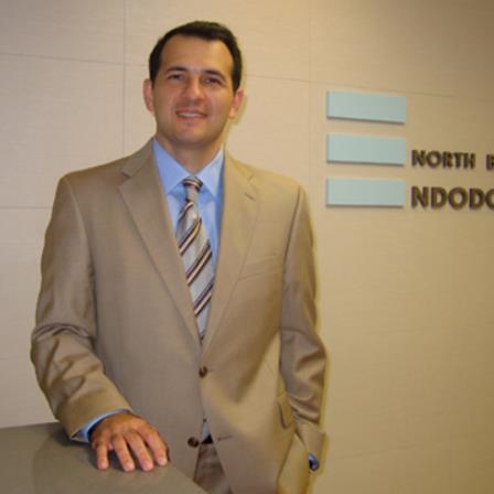 Dr. Sasan Moghaddame-Jafari