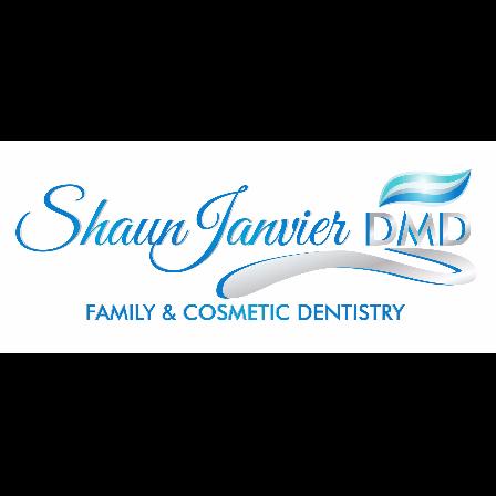 Dr. Shaun A Janvier
