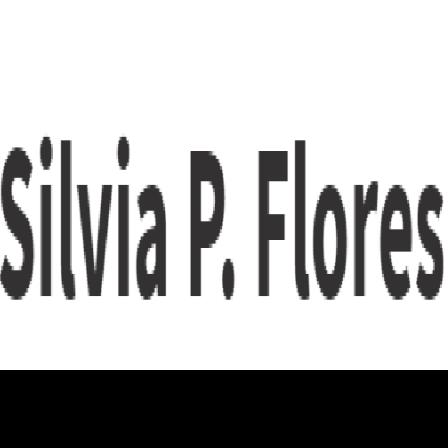 Dr. Silvia P Flores