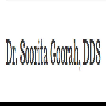 Dr. Soorita D Goorah