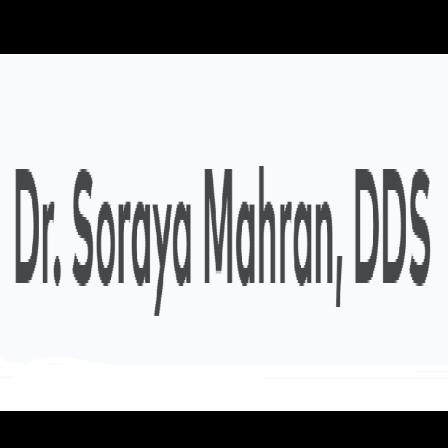 Dr. Soraya K Mahran