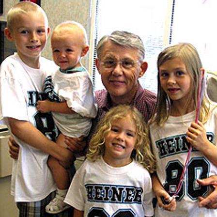 Dr. Stanley R Heiner