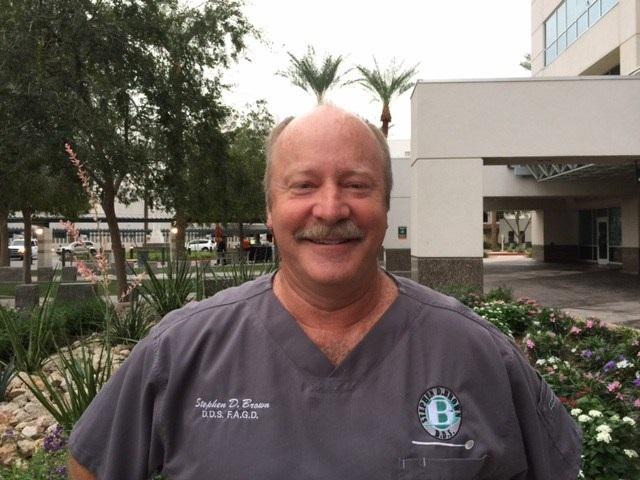 Dr. Stephen D Brown