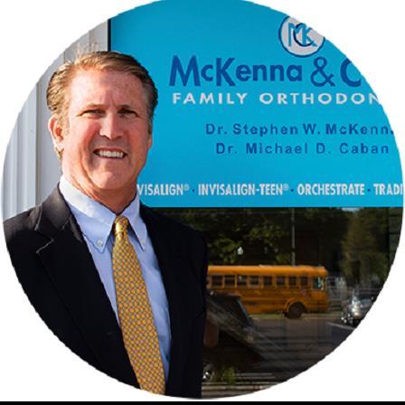 Dr. Stephen W McKenna