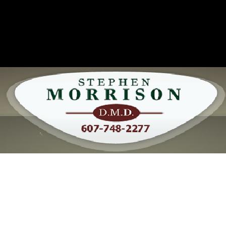 Dr. Stephen K Morrison