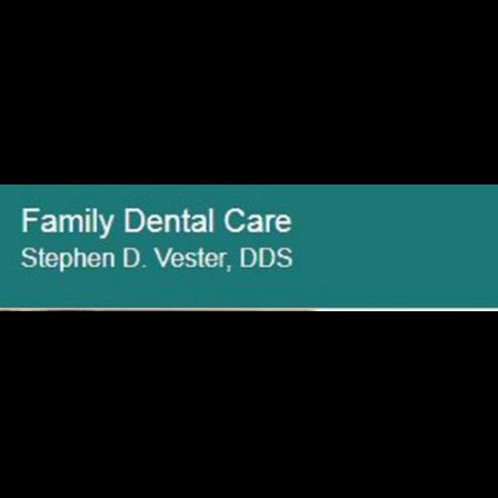 Dr. Stephen D Vester