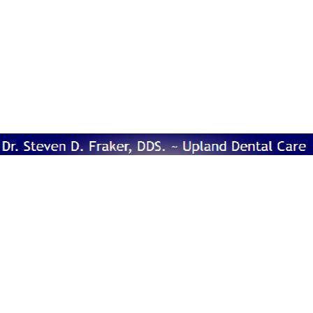 Dr. Steven Fraker