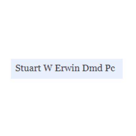 Dr. Stuart W Erwin