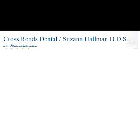 Dr. Suzann E. Hallman