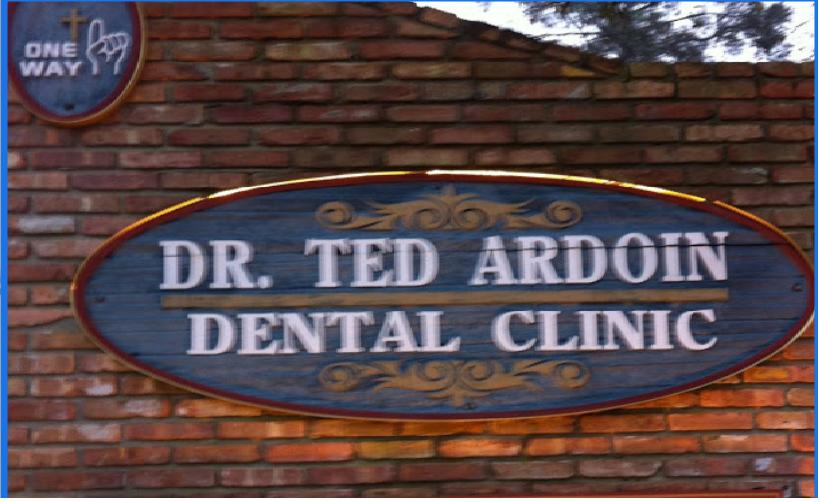 Dr. Ted Ardoin