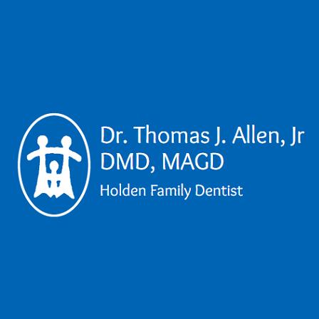 Dr. Thomas J Allen, Jr.