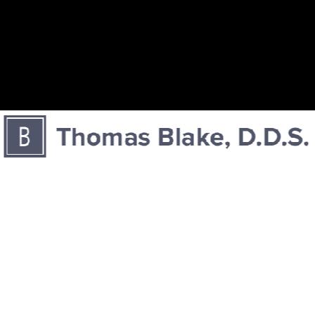 Dr. Thomas M Blake