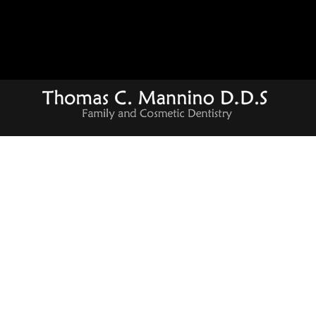 Dr. Thomas C. Mannino