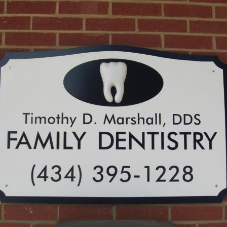 Dr. Timothy D Marshall