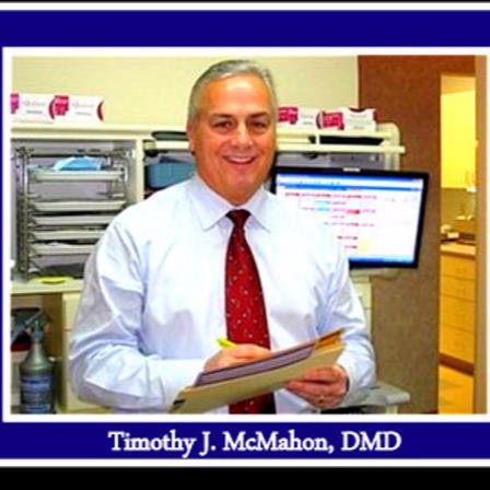 Dr. Timothy J McMahon