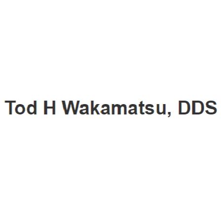 Dr. Tod H Wakamatsu