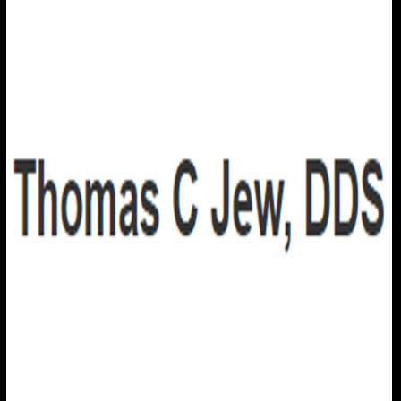 Dr. Tom C Jew