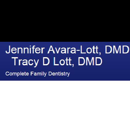 Dr. Tracy D Lott