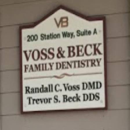 Dr. Trevor S Beck