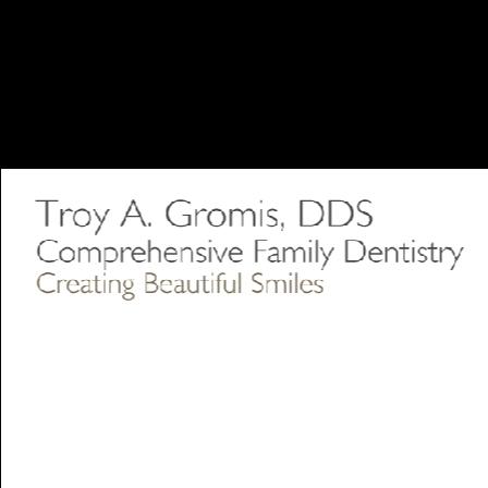 Dr. Troy A Gromis