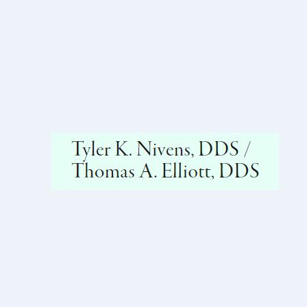 Dr. Tyler K Nivens
