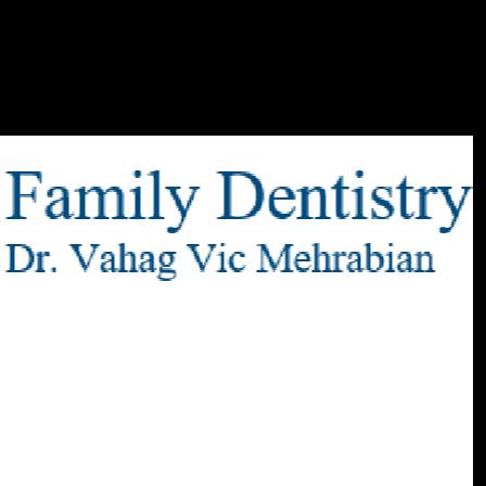 Dr. Vahag Mehrabian