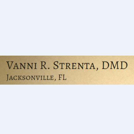 Dr. Vanni R Strenta