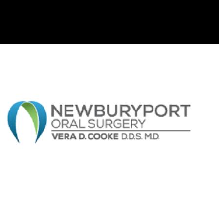Dr. Vera D Cooke