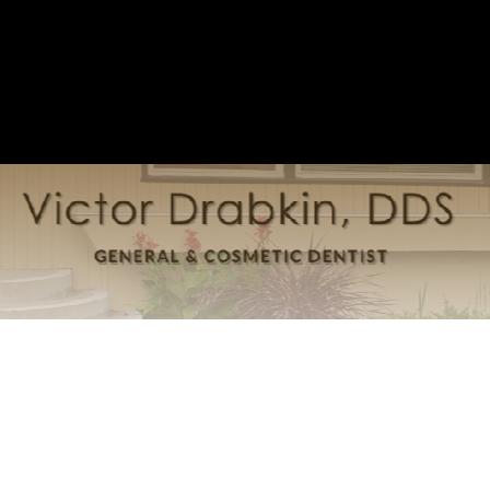 Dr. Victor Drabkin