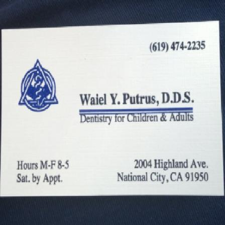 Dr. Waiel Putrus