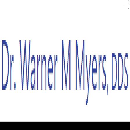 Dr. Warner M Myers