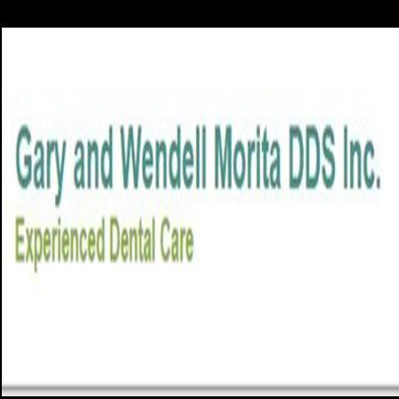 Dr. Wendell K Morita