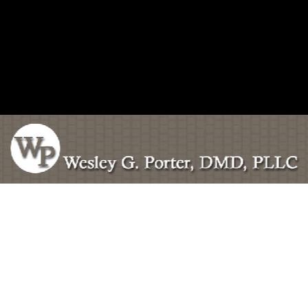 Dr. Wes Porter