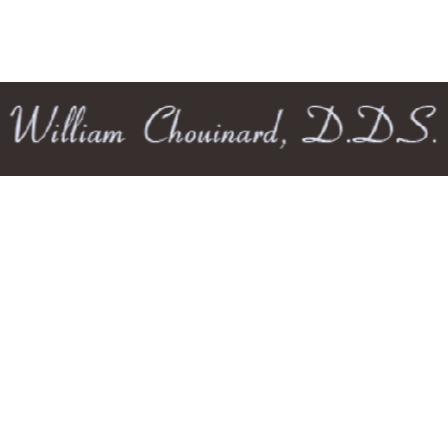 Dr. William A Chouinard