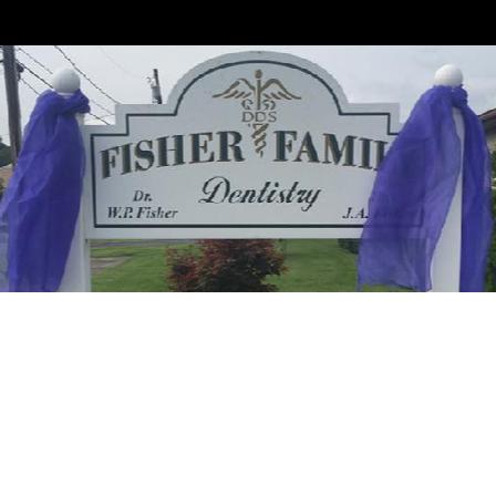 Dr. William P Fisher