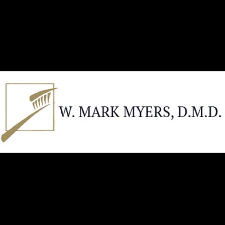 W. Mark Myers, D.M.D.