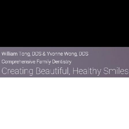 Dr. William J Tong