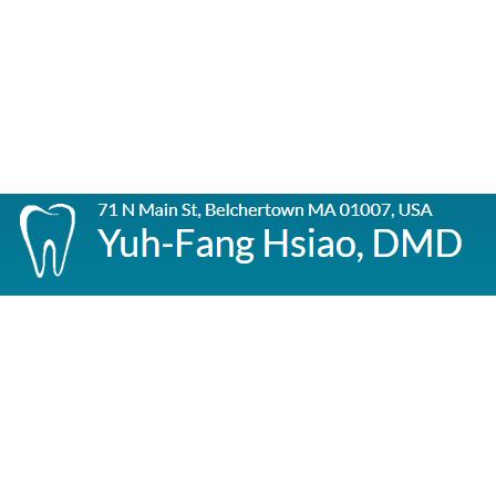 Dr. Yuh-Fang Hsiao