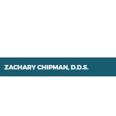 Dr. Zachary L Chipman